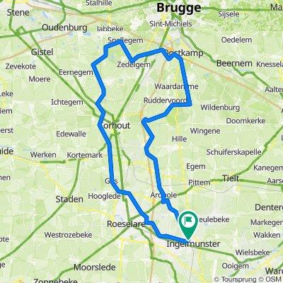 90 km Snellegem MFI BPLOEG