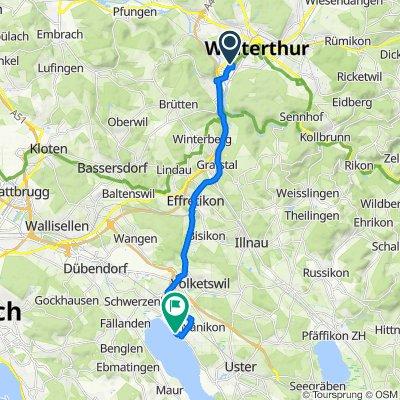 Winterthur Greifensee