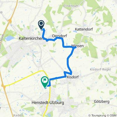 Bürgermeister-Zobel-Ring 76A, Kaltenkirchen nach Kirchweg 109, Henstedt-Ulzburg