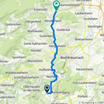 Kapellenstraße 2, Feilbingert do Lohrgraben 17, Waldlaubersheim