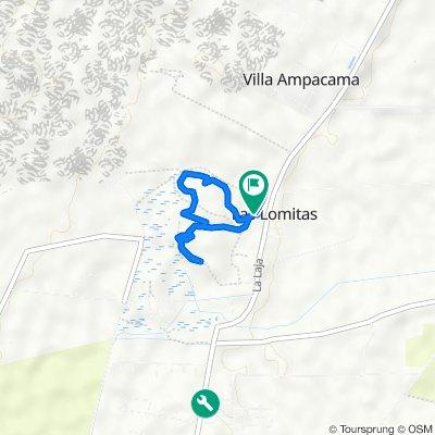 De La Laja 4650 a La Laja 4650