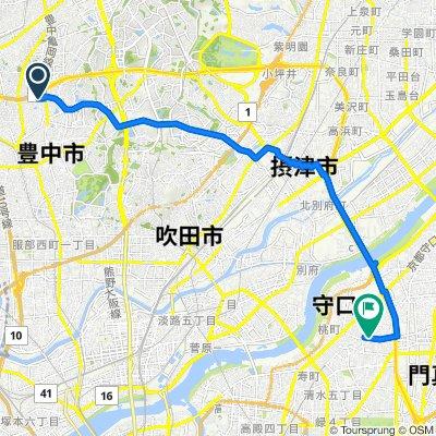 15-5, Uenonishi 3-Chōme, Toyonaka to 1006, Kadoma, Kadoma