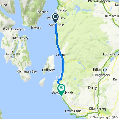 5 Ferries Wemyss to Seamills