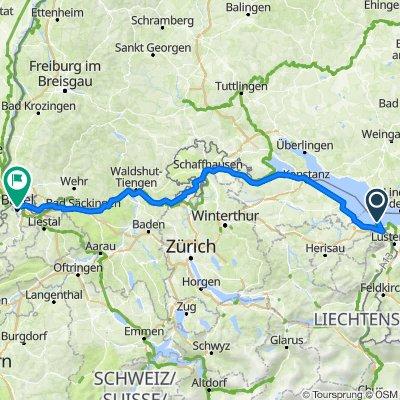 Bregenz-Basel