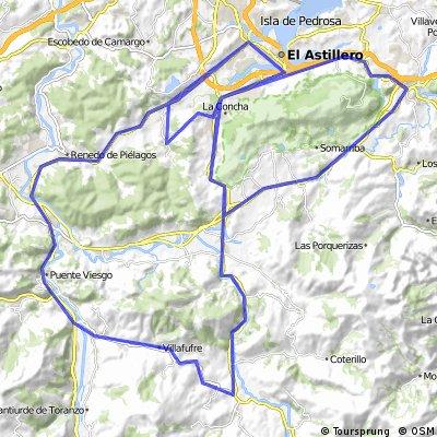 Challenge Cantabria 2011 - 1ª etapa