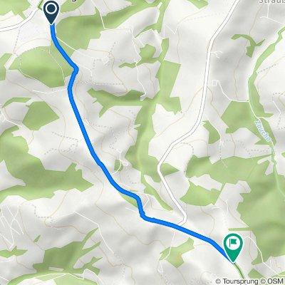 Daxberg 1, Behamberg nach L6258, Haidershofen
