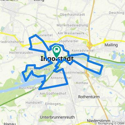 Grüne Stadt Ingolstadt
