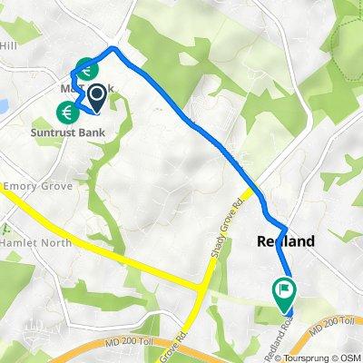 Favorite Route