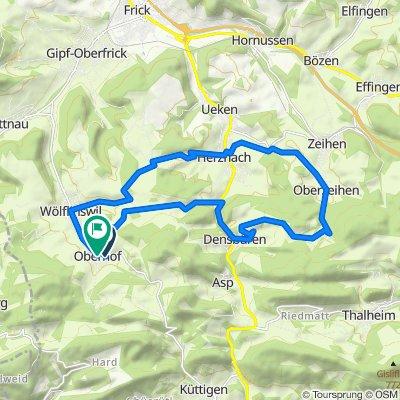 Oberhof-Oberzeihen-Oberhof