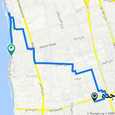 Hamad Al Jaser 9109, Jeddah to Corniche Road 2400, Jeddah