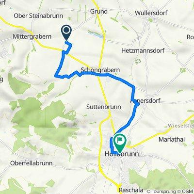Windpassing, Windpassing nach Hauptplatz 10, Hollabrunn