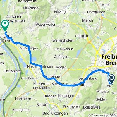 Altschloessleweg 6, Au nach Kohlerhof 3, Breisach am Rhein