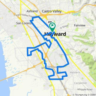 Hayward Community Ride