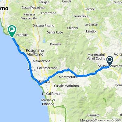 05) Saline di Volterra - Quercianella