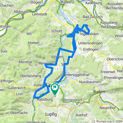 Hausen AG Radfahren