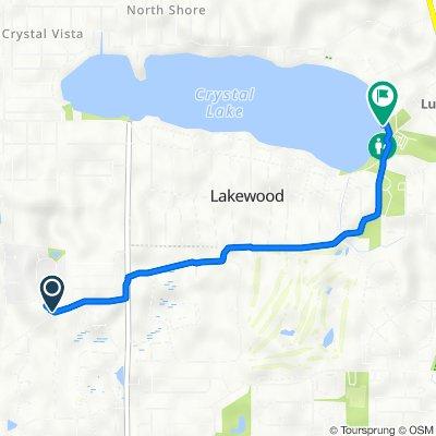 7350 Bannockburn Cir, Lakewood to 300–398 Lake Shore Dr, Crystal Lake
