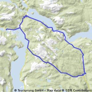 4-Seen-Fahrt (Norwegen)