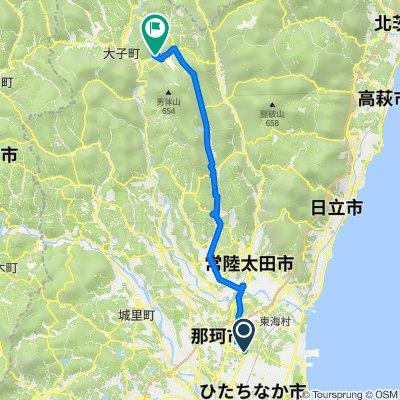 Hitachinaka to Daigo
