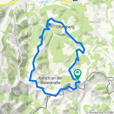 Ottenberg 5 nach Ottenberg 5