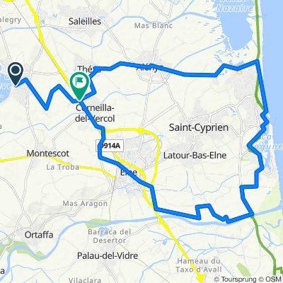 Villeneuve-Corneilla-Elne-