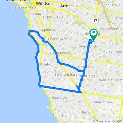 Coastal loop
