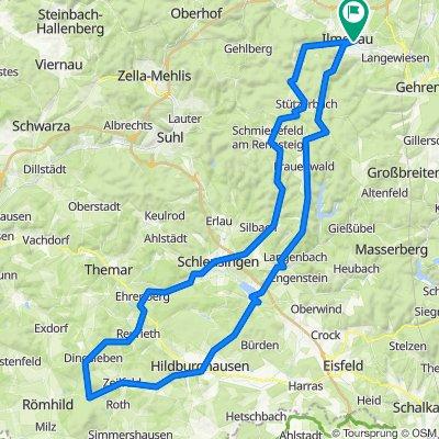 2021-05-15: Ilmenau - Steinsburg