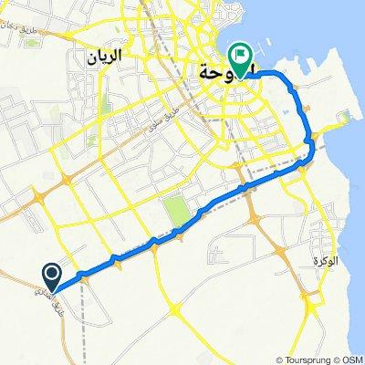 Unnamed Road to Haifa St, Doha