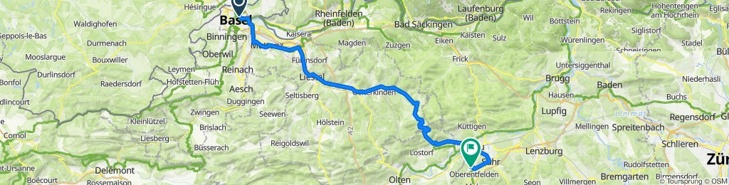 [DAY 15] Basel - Unterentfelden