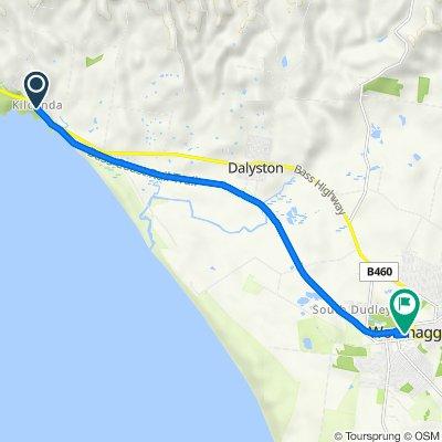 3531 Bass Highway, Kilcunda to 8-14 Murray Street, Wonthaggi
