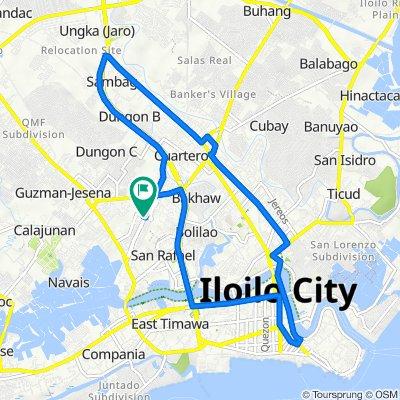 Iloilo Bike Fest Route 2021