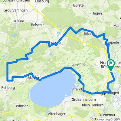 NRü Eilvese, Schneeren, Bad Rehburg