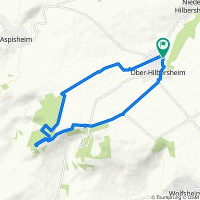 Schönbornsmühle 10, Ober-Hilbersheim nach Schönbornsmühle 8, Ober-Hilbersheim