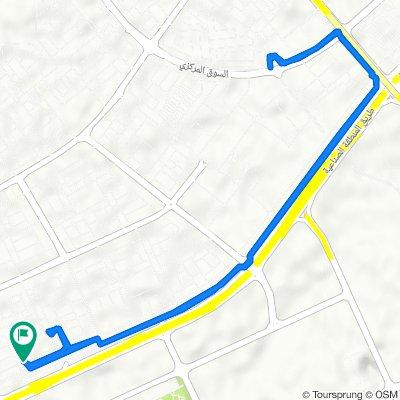 Wadi Al Lewayy Street, Al Rayyan to Wadi Al Lewayy Street, Al Rayyan