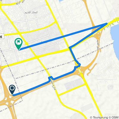 G Ring Road, Doha to Street 939, Doha
