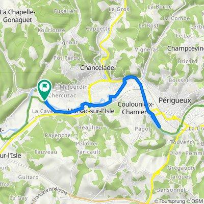 De 359 Le Chambon, Marsac-sur-l'Isle à 359 Le Chambon, Marsac-sur-l'Isle