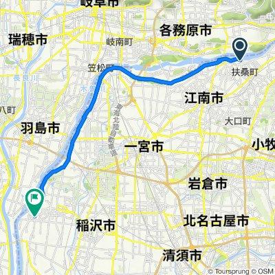 Obuchi, Fuso, Niwa-Gun to 1332, Sobuechoyotsunoki Takanouchi, Inazawa