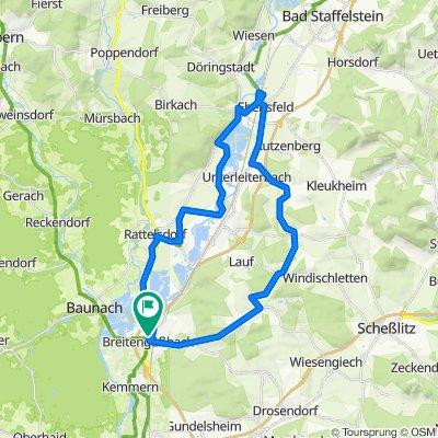 Breitengüßbach-Ebensfeld-Runde
