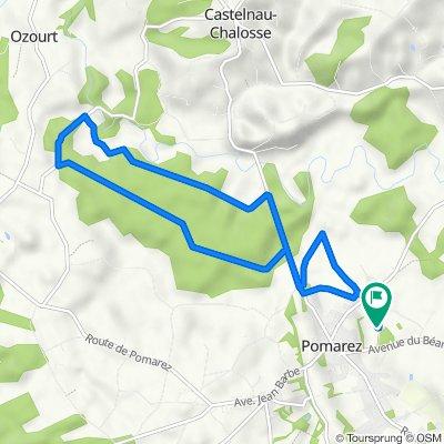 De 249 Chemin de Lartigue, Pomarez à 249 Chemin de Lartigue, Pomarez