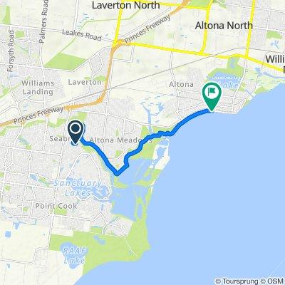 16 Gundowring Drive, Seabrook to Bay Trail W, Altona