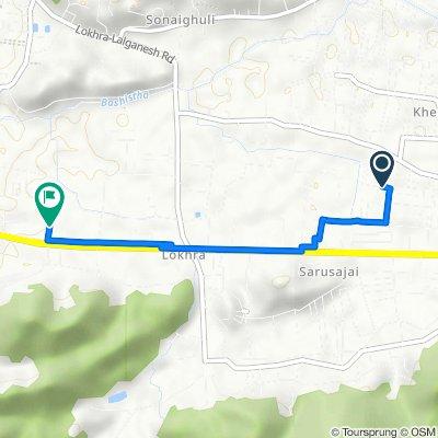 Trinayan Path, Guwahati to NPS Road, Guwahati