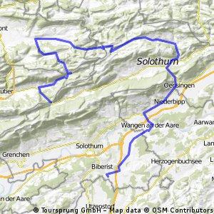 Über den Scheltenpass