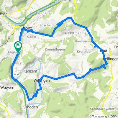 Johann-Morbach-Straße 3, Konz nach Johann-Morbach-Straße 3, Konz