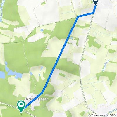 Schulstraße 13, Asendorf nach K55, Asendorf
