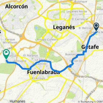 Getafe-Loranca