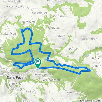 De D24, Saint-Péver à D24, Saint-Péver