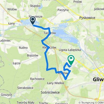 Nad Zalewem 15, Rudziniec do Wileńska 12D, Gliwice