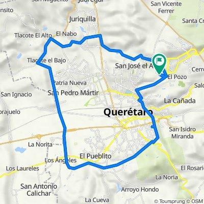 centro sur - Tlacote- Juriquilla