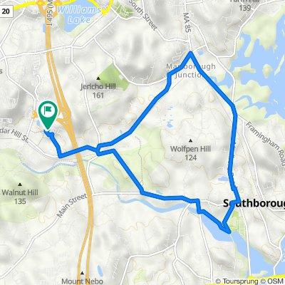 New Route Marlborough