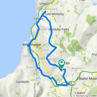 Whitehaven Loop Quick Ride