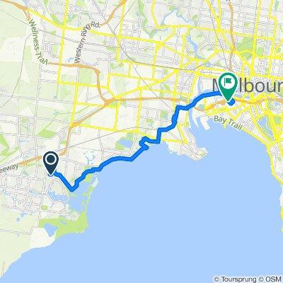 16 Gundowring Drive, Seabrook to 155 Bertie Street, Port Melbourne